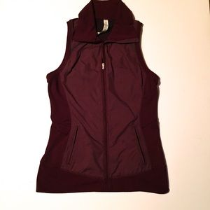 Lululemon Athletica Full Zip Vest